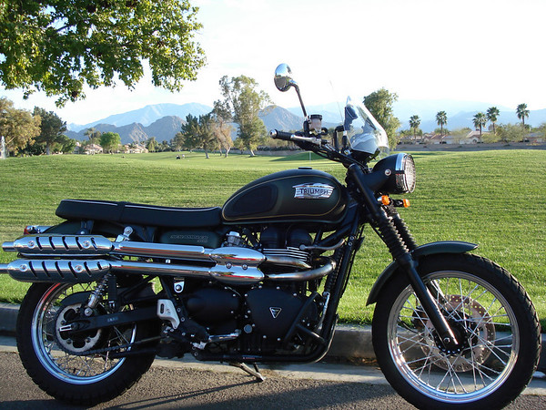 Sidecars for a Triumph ? | Adventure Rider